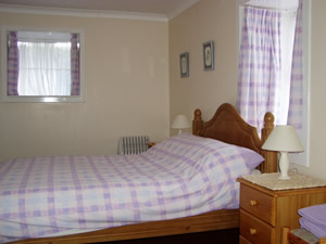Double Bedroom at the Old Dairy self catering cottage